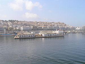 Harbour, Algeri, Algeria