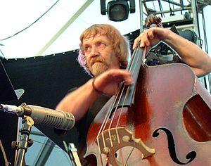 Jazz Festival Viersen - Ali Haurand performing in 2003