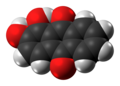 Alizarin molecule spacefill from xtal.png