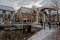Alkmaar - Waagplein - View South on Bathbrug.jpg