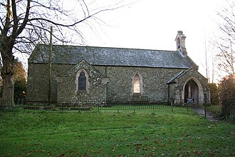 Goulceby with Asterby - Image: All Saints' church, Goulceby geograph.org.uk 621710