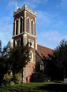 All Saints Church, Messing, Essex - geograph.org.uk - 2037933.jpg