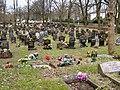 All Saints Graveyard - geograph.org.uk - 1739574.jpg