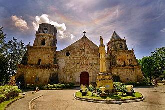 Miagao Church - Image: Allan Jay Quesada DSC 1354 Church of Santo Tomas de Villanueva or Miag ao Church, Ilo ilo