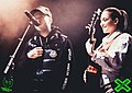 Allie Sherlock and Ryan Tedder in concert at Cologne, Germany (March 2020).jpg