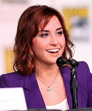 Allison Scagliotti - Allison Scagliotti in 2012