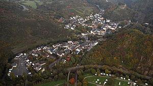 Altenahr - Altenahr, aerial photograph, 2015