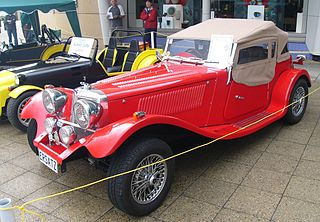 Kit and replica cars of New Zealand