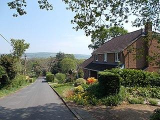 Alverstone Garden Village village in United Kingdom