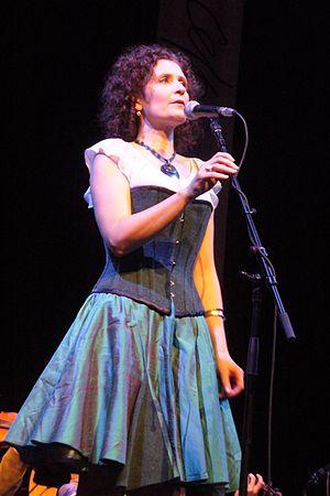 Alyth (singer) - Alyth in 2010