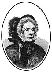 Amalie von Sachsen um 1850 (Quelle: Wikimedia)