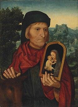 Ambrosius Benson (and studio) - Saint Luke.jpg