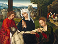 Ambrosius Benson - Pietà at the Foot of the Cross - Google Art Project.jpg