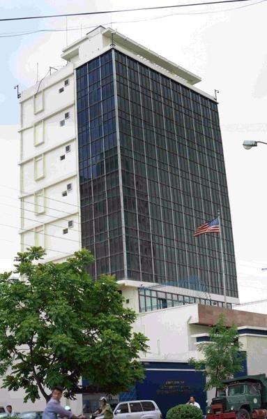 American Embassy in Hanoi