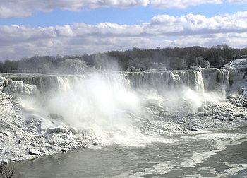 American Falls from Maid of the Mist Boat Tours building.jpg
