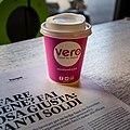 Americano @ Vero Food, Rome - IMG 1414 (15624560545).jpg