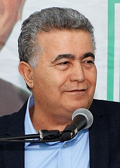Amir Peretz Israeli politician