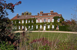 Grade II* listed buildings in Test Valley - Image: Ampfield House, Hampshire geograph.org.uk 2629029