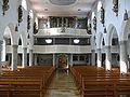 Amtzell Pfarrkirche Blick zur Empore.jpg