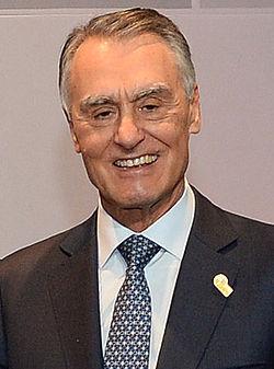 An%C3%ADbal Cavaco Silva 2014