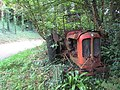 An old Nuffield Universal tractor rusting away on the verge - geograph.org.uk - 1451301.jpg