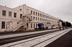 Anchorage Depot - Image: Anchorage Station