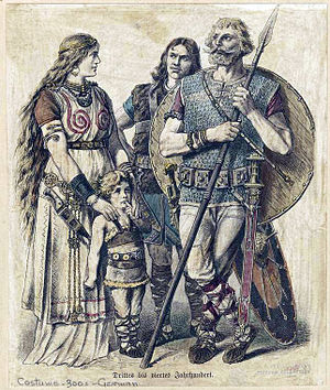 Ancient German Barbarians http://kortoso.wordpress.com/category/barbarian-philosophy/