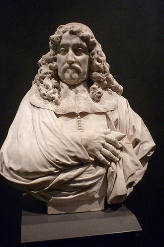 Artus Quellinus the Elder - Bust of Andries de Graeff, 1661
