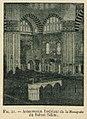 Andrinople Intérieur de la Mosquée du Sultan Sélim - Beauregard J - 1896.jpg