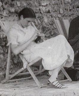 Angelica Garnett British writer and artist (1918–2012)