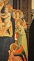Angelico, pala di fiesole, con sfondo di lorenzo di credi, 05.JPG