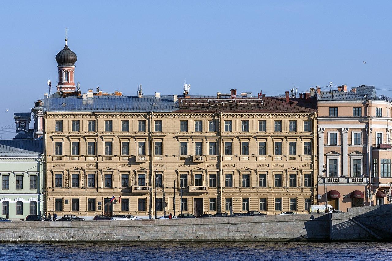 Санкт Петербург Опера
