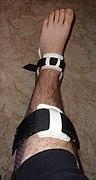 Ankle foot orthosis splint.JPG