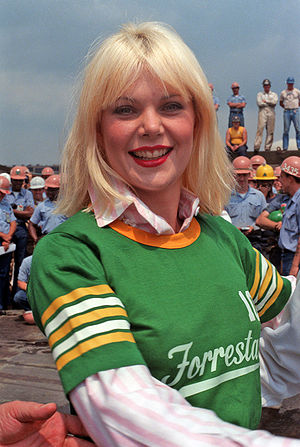 Ann Jillian - Ann Jillian in Philadelphia, 1984