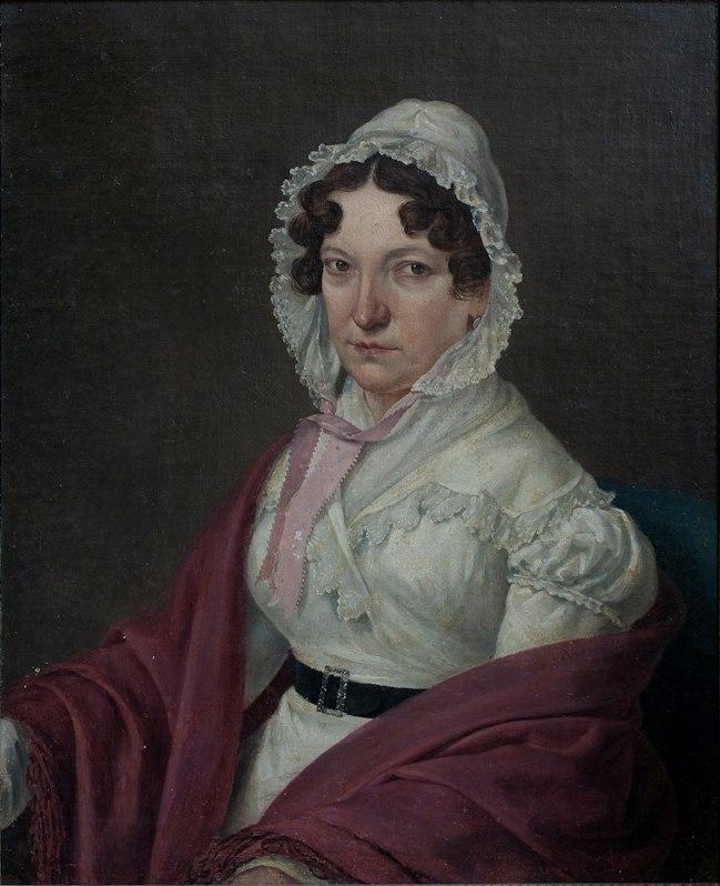 Anna Rossini (mother of Gioachino Rossini)
