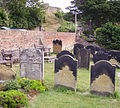 Anne Brontes Grave in Scarborough 03.JPG