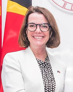 Minister for Families and Social Services Australian government minister