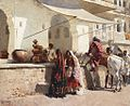 Another Rajasthani street scene by Edwin Lord Weeks.jpg