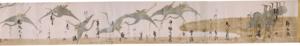 Tawaraya Sōtatsu - Image: Anthology with Cranes I