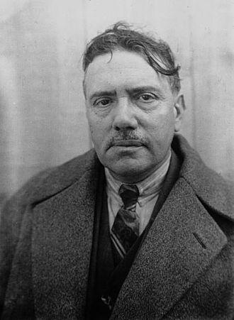 Antoine Durafour - Durafour in 1929