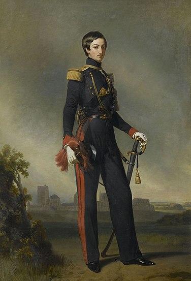 Fichier:Antoine d'Orleans, Duc de Montpensier, 1844.jpg