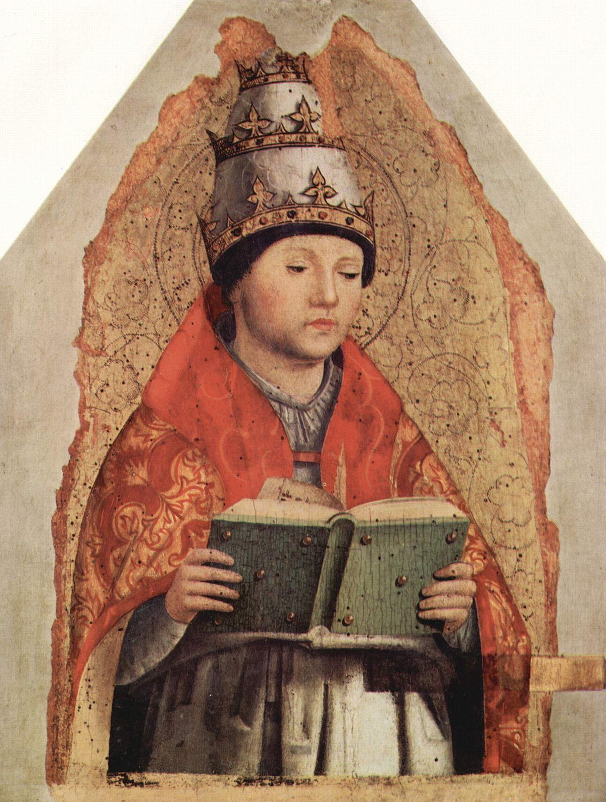 Papa Gregorio I - Wikipedia