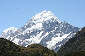 Aoraki - Mount Cook and Mount Hicks.jpg