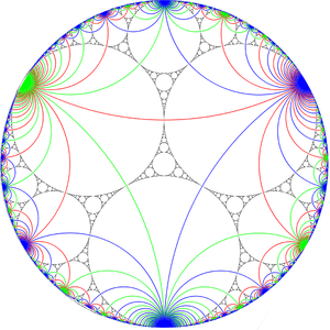 Infinite-order triangular tiling - Image: Apolleangasket symmetry