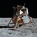 Apollo 14 Lunar Module (LM) on the moon.jpg