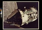 Apollo 17 Command-Service modules photographed from lunar module in orbit (3747527884).jpg