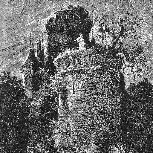 Apparition Château des Carpathes