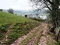 Approaching Pentwyn - geograph.org.uk - 739366.jpg