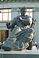 Aram Khachaturian monument Yerevan.jpg