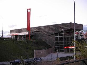 Cercanías Madrid - Aravaca station